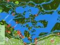 Rivière Krka - Plan de Skradinski buk